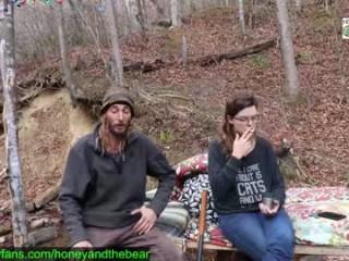 honeyand_thebear  webcam sex